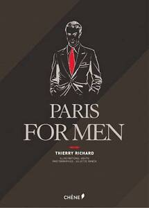 Paris for Men by Thierry Richard (Paperback, 2012)