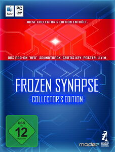 Frozen Synapse - Collector&#039;s Edition (PC/Mac, 2012) Neu in Folie - <span itemprop='availableAtOrFrom'>Dresden, Deutschland</span> - Frozen Synapse - Collector&#039;s Edition (PC/Mac, 2012) Neu in Folie - Dresden, Deutschland