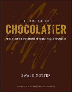 The Art of the Chocolatier, Ewald Notter