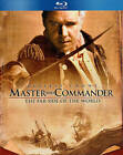 Master and Commander: The Far Side of the World (Blu-ray Disc, 2011, Limited Edition; DigiBook) (Blu-ray Disc, 2011)