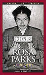 NEW Rosa Parks: A Biography (Greenwood Biographies) by Joyce A. Hanson