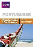 BBC-PORTUGUESE-PHRASE-BOOK-amp-DICTIONARY-by-Phillippa-Goodrich-Paperback-2005