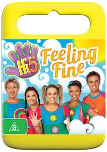 Hi-5: Feeling Fine DVD NEW