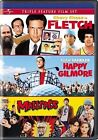 Fletch / Happy Gilmore / Mallrats (DVD, 2009, 2-Disc Set) (DVD, 2009)