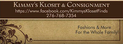 Kimmy's Kloset Finds