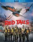 Red Tails (Blu-ray Disc, 2012, 2-Disc Set)