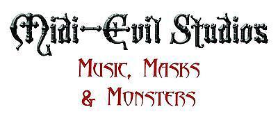 MIDI-EVIL STUDIOS MUSEUM MASKS