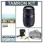 Tamron Camera Lenses 75-300mm Focal