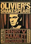 Olivier's Shakespeare (DVD, 2006)