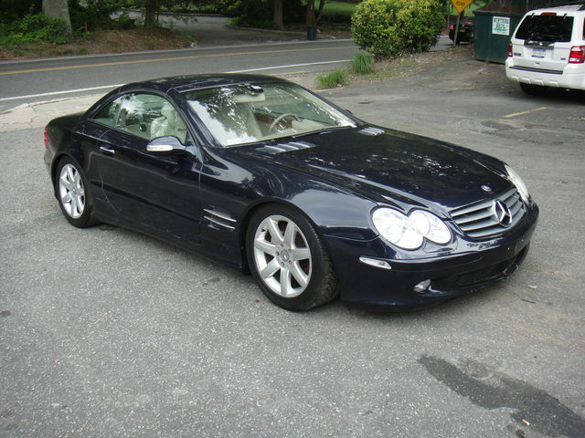 2003 mercedes sl500r rebuildable salvage title no for Salvage mercedes benz for sale ebay