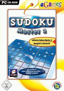 Sudoku Master 2 (PC, 2007, DVD-Box) Neu & Verschweisst