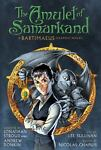 The Amulet of Samarkand, Jonathan Stroud and Andrew Donkin, 142311146X