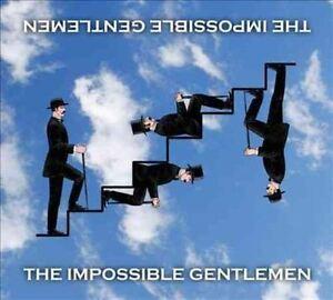 The Impossible Gentlemen - Self Titled Same Debut NearMint 8-trk Digipak 2011 CD