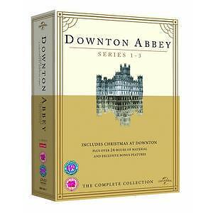 DOWNTON-ABBEY-SERIES-1-2-3-2011-Christmas-Special-10-DVD-Box-Set-NEW-SEALED
