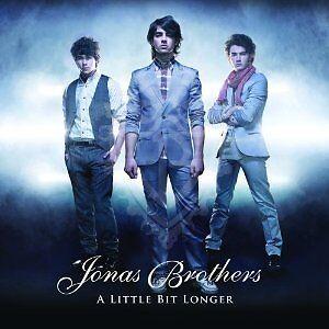 Jonas Brothers - Little Bit Longer: 2008 Hollywood CD album (Pop Rock)