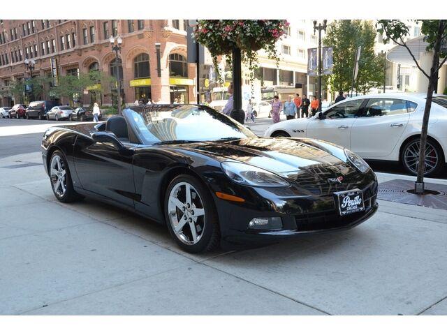 listing expired 2008 black corvette convertible for sale. Black Bedroom Furniture Sets. Home Design Ideas