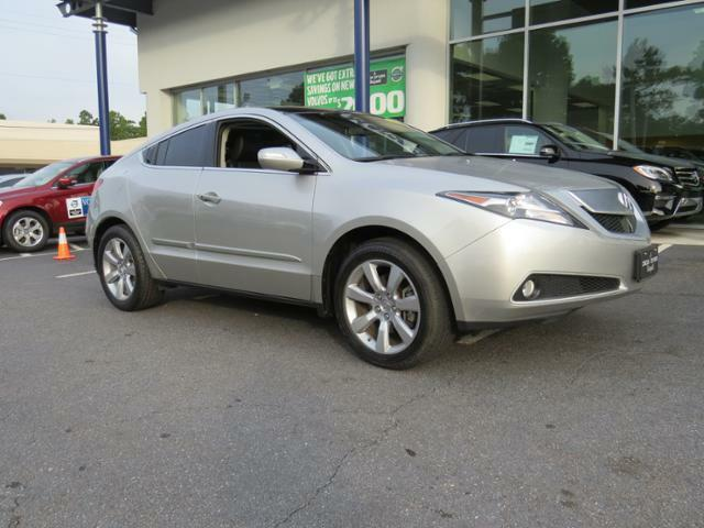 Dick Dyer Mercedes >> 2010 Acura Zdx Awd Navigation/rearviewcamera/powerglassmoonroof/voicerecognition - Used Acura ...