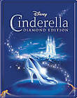 Cinderella (Blu-ray Disc, 2012, Diamond Edition)