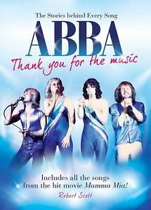Abba: Thank You for the Music: The Stories Behind Every Song (Stories Behind the