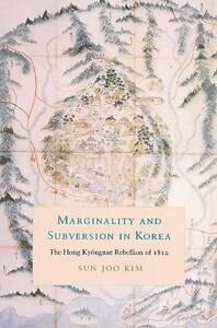 Marginality and Subversion in Korea, Sun Joo Kim