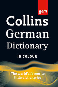Collins Gem - Collins Gem German Dictionary,  | Paperback Book | Good | 97800074