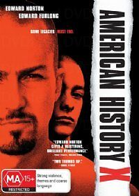 American History X (DVD, 2008) New Sealed