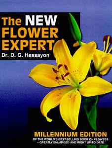 The Flower Expert : - Hessayon, D. G. - Paperback-0903505193-Very Good