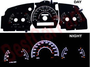 Black-98-03-Explorer-w-o-Tach-White-Indiglo-Glow-Gauges