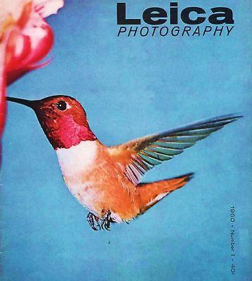 Инструкции и руководства LEICA PHOTOGRAPHY MAGAZINE