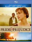 Pride and Prejudice (Blu-ray/DVD, 2011, 2-Disc Set, With Tech Support for Dummies Trial)