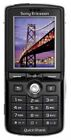 Sony Ericsson K750i - Black (Orange) Mobile Phone