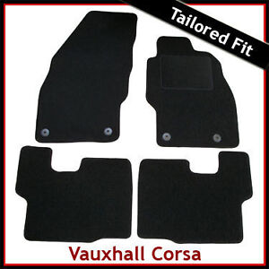 vauxhall corsa d 2006 2014 fully tailored fitted carpet. Black Bedroom Furniture Sets. Home Design Ideas