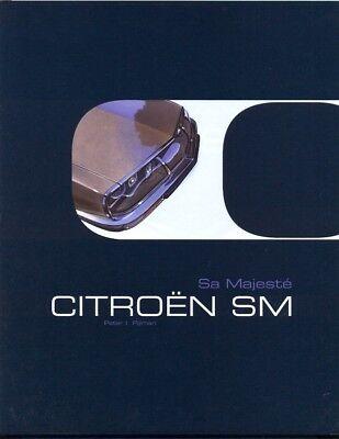 Citroen SM - sa majeste - EXCELLENT HISTORY