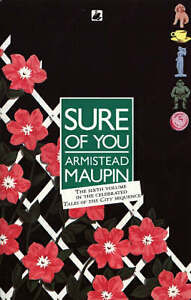 Sure of You (Tales of the city) Armistead Maupin Very Good 0552993743