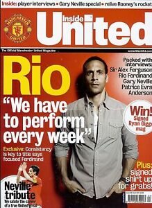 INSIDE UNITED MAGAZINE  April 2011