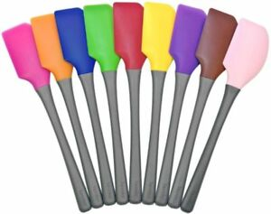 Tovolo-Sleek-Silicone-Spatula-Assorted-Colors-NEW