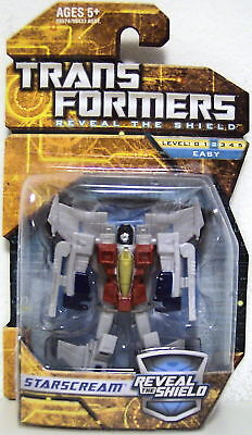 Starscream Transformers Reveal The Shield 3 Inch Legends Class Figure 2010