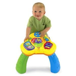 Fisher Price Lights & Sounds Activity Table 9-36mths