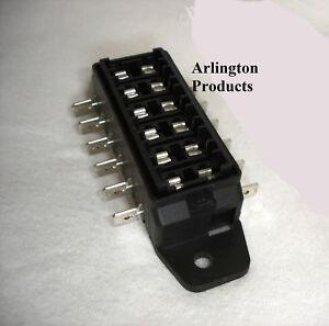 ATC-ATO-6-way-Side-Terminal-Fuse-Block-No-Cover