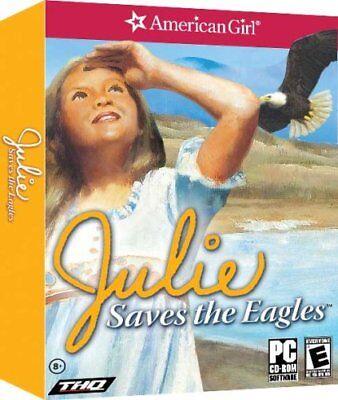 Computer Games - Julie Saves The Eagles PC Games Windows 10 8 7 XP Computer kid adventure