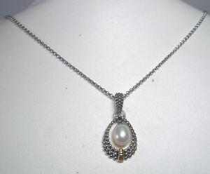 STERLING-SILVER-14K-GENUINE-FRESHWATER-PEARL-NECKLACE