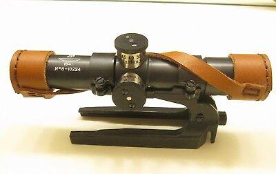 Svoiet Russian SVT40 SVT38 SVT-40 SVT-38 Tokarev sniper scope and mount combo