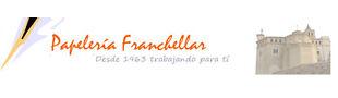 PAPELERIA FRANCHELLAR