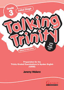 Initial Stage: Preparation for the Trinity Examinations: Grade 3 by Jeremy...