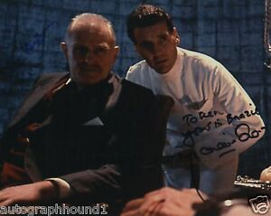 MICHAEL-PALIN-PETER-VAUGHAN-SIGNED-BRAZIL-COLOR-PHOTO