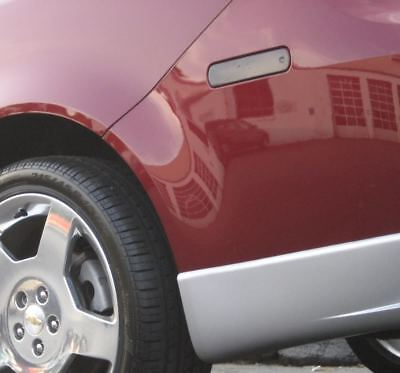Chevy Cobalt Smoked Tinted Rear Side Marker Overlay SS
