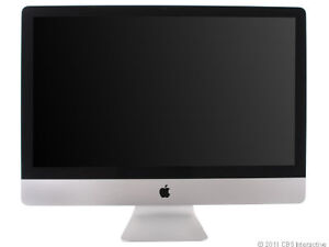 "Apple iMac 27"" Desktop - MC813X/A (May, ..."