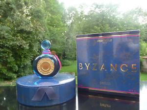 Flacon-Ancien-BYZANCE-de-ROCHAS-Parfum-15ml-Plein-Coffret-Contre-Boite