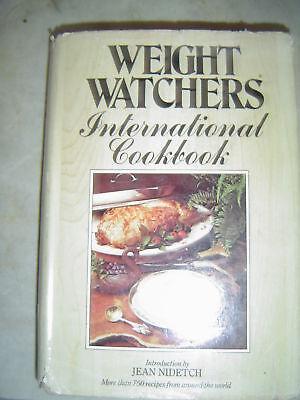 Weight Watchers International Cook Book   1977