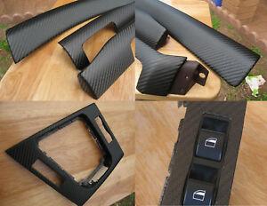 bmw e46 sedan coupe convertible interior dash trim set ebay. Black Bedroom Furniture Sets. Home Design Ideas